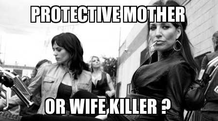 mother or wife killer