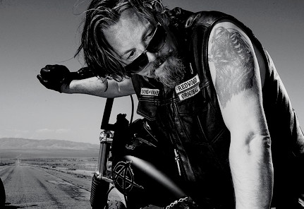 Chibs Telford SOA Photo
