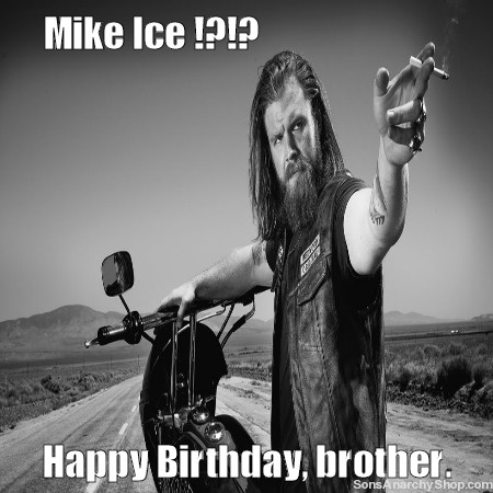 HB Mike Ice