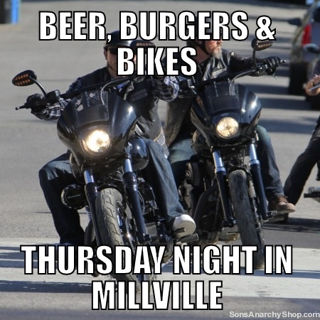 Millville bike night